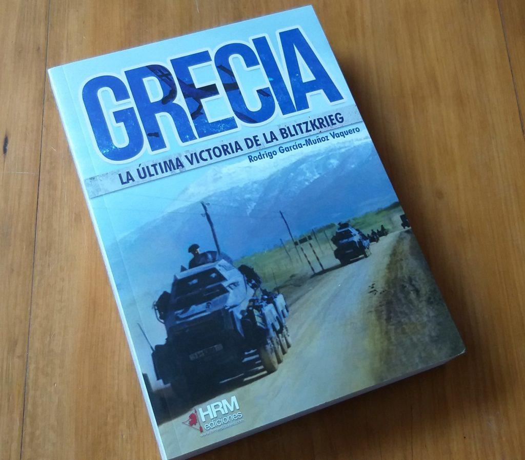 GRECIA: ÚLTIMA VICTORIA DE LA BLITZKRIEG